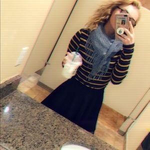 Cute black skirt 😊